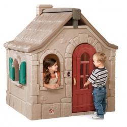 Детский игровой домик Step 2 Сказочный коттедж