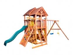 Игровая площадка PlayGarden SkyFort стандарт с закрытым домиком